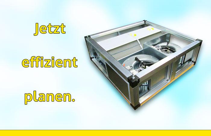 Fischbach Flachbau Ventilator Modul