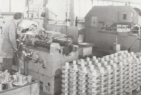 Fischbach factory in the mid 1960