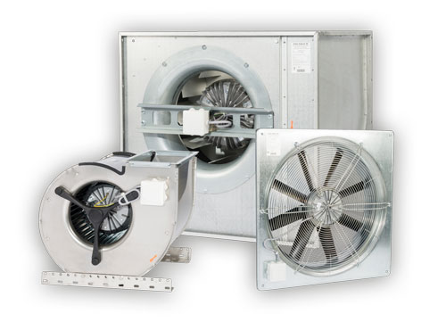 Fischbach Centrifugal Fans and Ventilation Applications