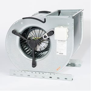 Fischbach Compact Fan D/DS/DS-EC with double motor backview