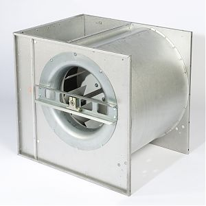 Fischbach High Efficiency Centrifugal Fans Sideview