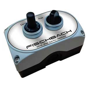 Fischbach Setpoint adjusterHF10 IP66 with toggle selector switch 0-I