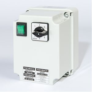 Fischbach Centrifugal Fan Speed Controller FDR Backview