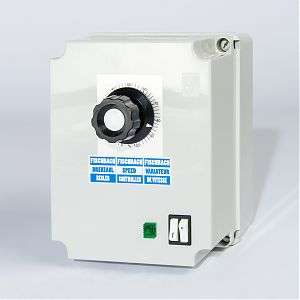 Fischbach Centrifugal Fan Speed Controller FDR Frontview