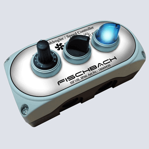 Fischbach Setpoint Adjuster / EC-Controller with LED Light