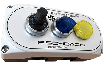 HF10F IP66 with LED toggle switch and LED indicator light